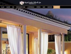 Promotional Code Royal Garden Villas 2019
