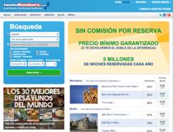 Cupón Descuento Hostelbookers.com 2019