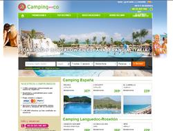 Cupón Promocional Camping and Co 2019