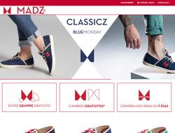 Código Descuento Madz Footwear 2019