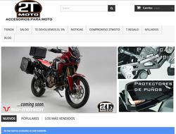 Cupón Descuento 2T Moto 2019