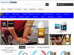 Código Promocional InternacionalFarma 2019