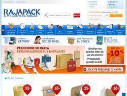 Código promocional Rajapack 2019