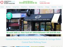 Códigos de Descuento Central Park Sightseeing 2019
