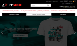 Códigos de Descuento Fórmula 1 Store 2019