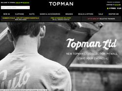Promotional Code Topman 2019