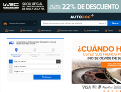 Código Promocional Autodoc 2019