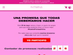 Cupón Descuento Intimina 2019