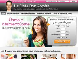 Código Promocional La Dieta Bon Appétit 2019