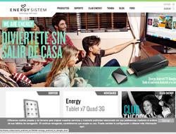 Código Promocional Energy Sistem 2019