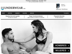 Cupón Descuento Esunderwear.com 2019