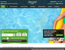 Código Promocional Sercotel Hotels 2019