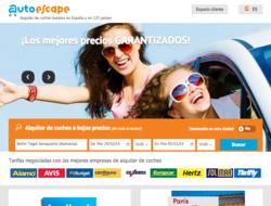 Código Promocional AutoEscape 2019