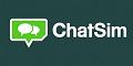 Cupón Código ChatSim